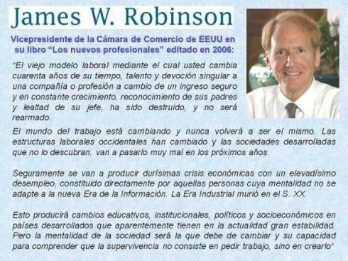 JAMES W. ROBINSON